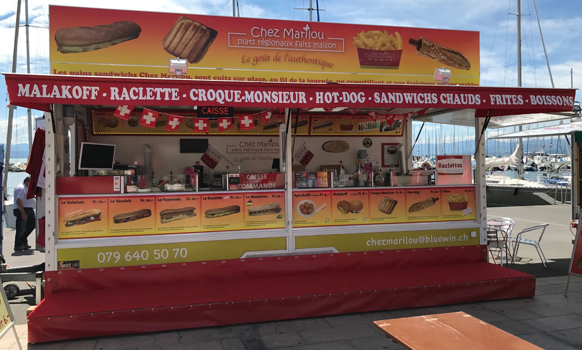 Food Truck Grande Manifestation